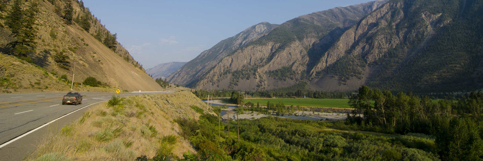 Motorcycle Touring the Similkameen