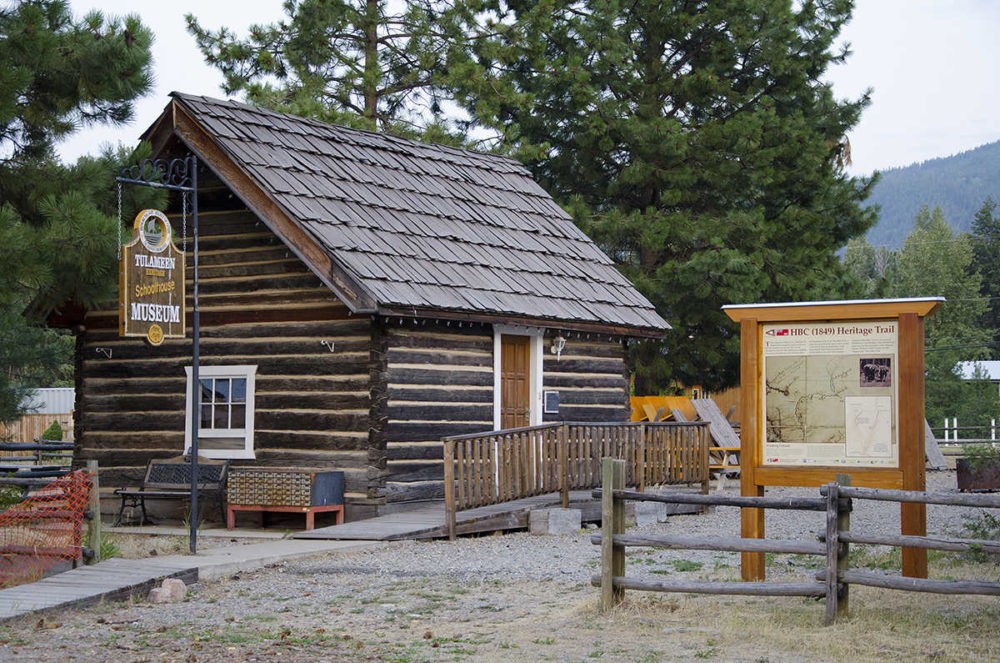 Tulameen Schoolhouse Museum