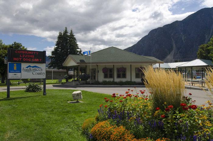 Keremeos visitor info centre