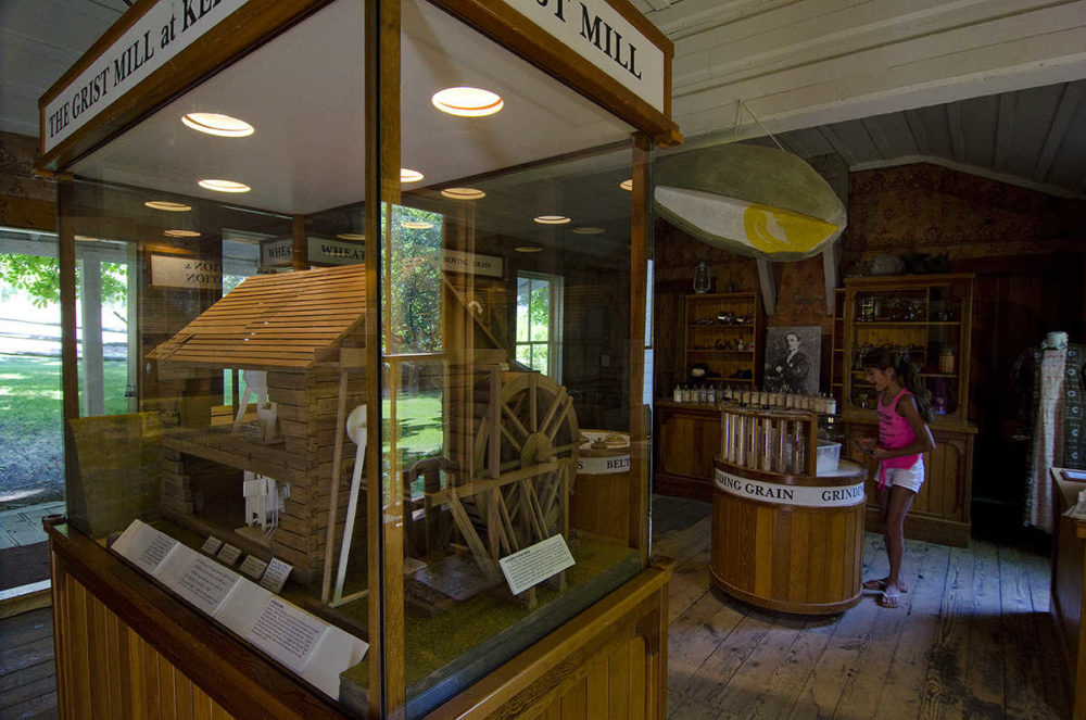 Grist Mill museum