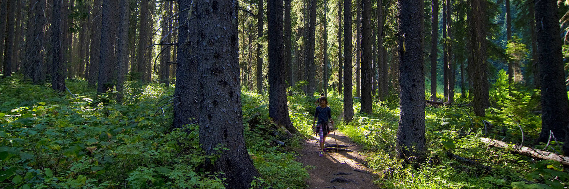 Hiking the Similkameen Valley
