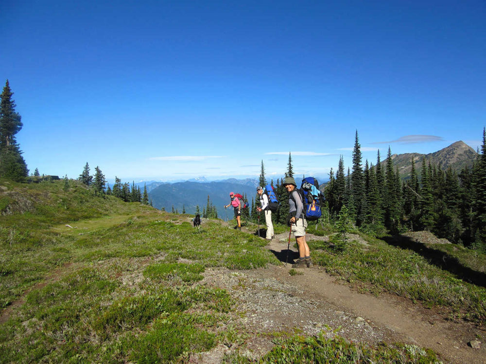 HBC 1849 Trail