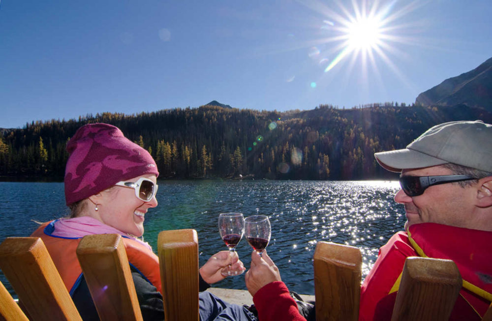 Quiniscoe Lake