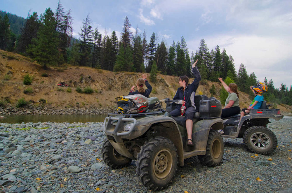 Discover the backcountry