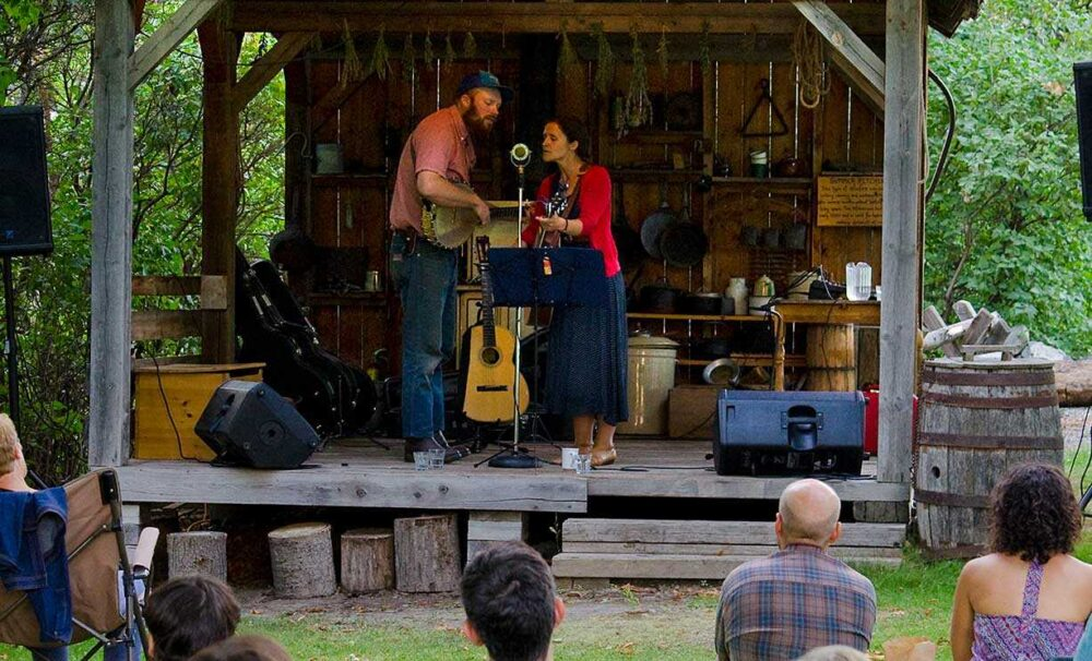 Concert at the Grist Mill