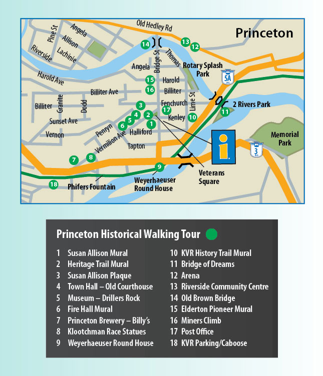 Princeton Walking Tour