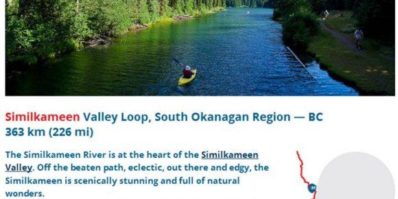 Similkameen Valley, South Okanagan, Route 97