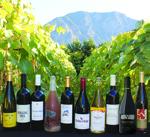 Similkameen Valley Wines