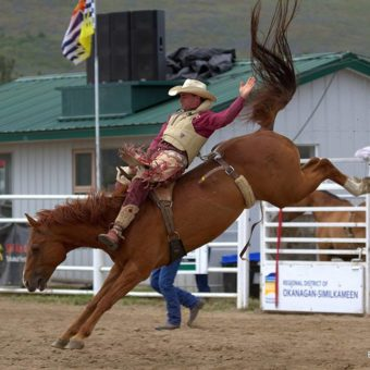 Similkameen, Stan Thompson Memorial Rodeo, 2019