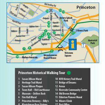 Princeton Walking Tour
