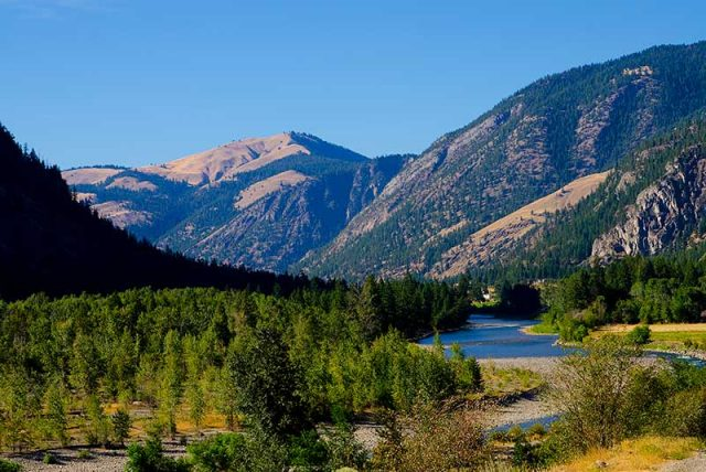 Similkameen Valley Loop