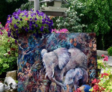 First Annual Keremeos Art Walk Aug 24 and 25, 2019