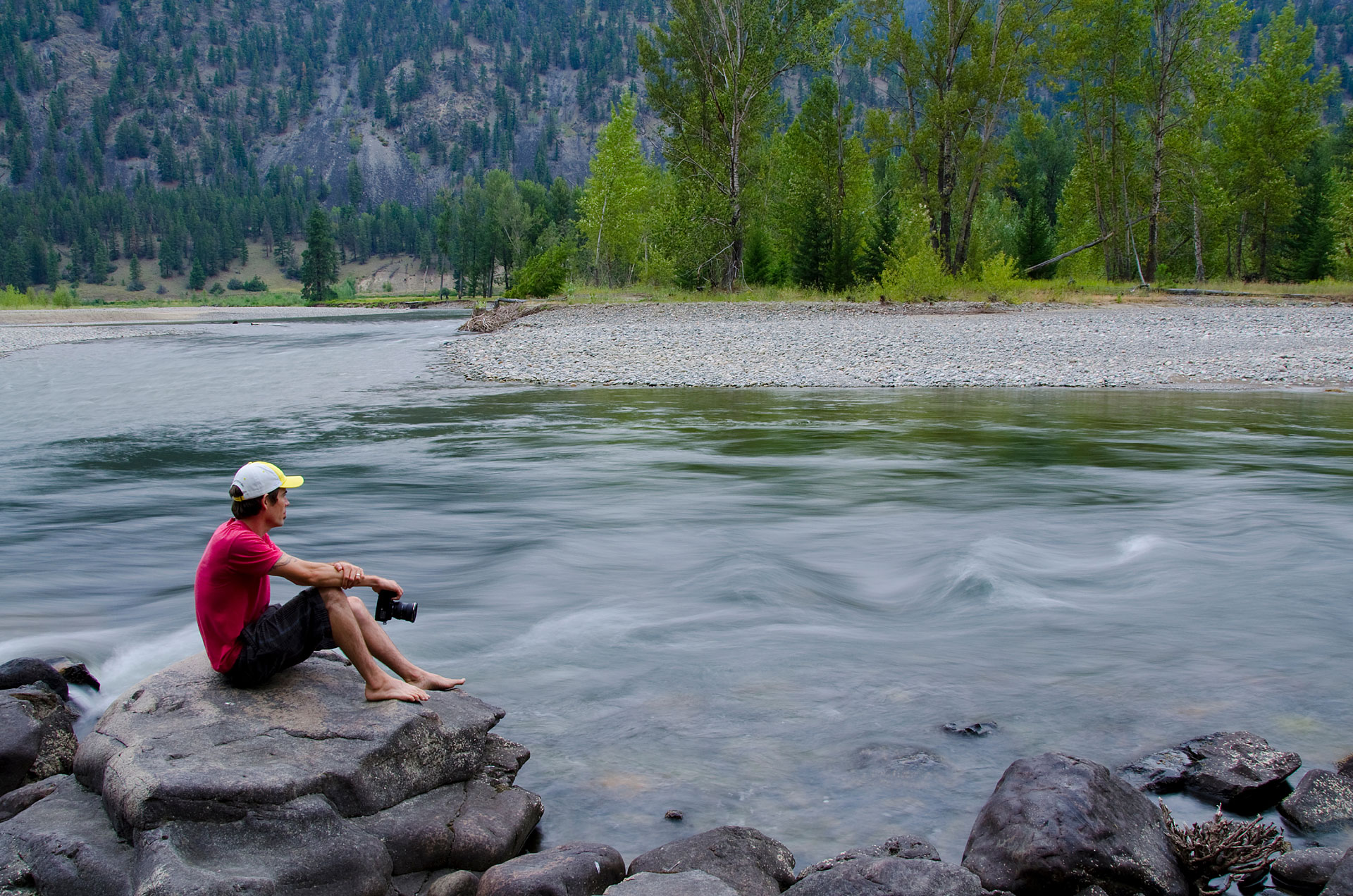 Authentic Experiencer, Similkameen Valley