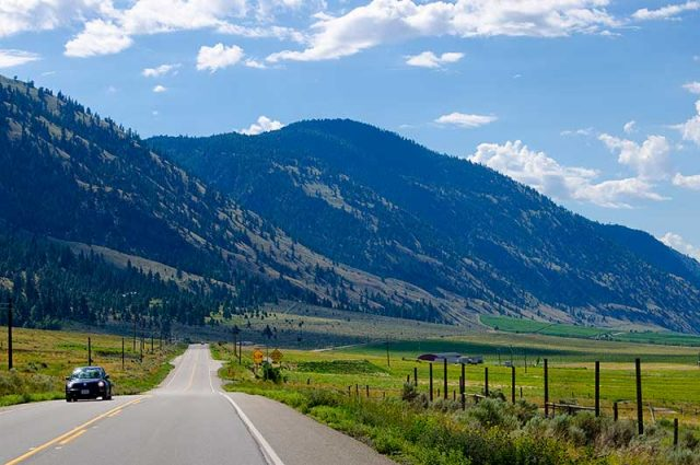 Getting to the Similkameen Valley is easy