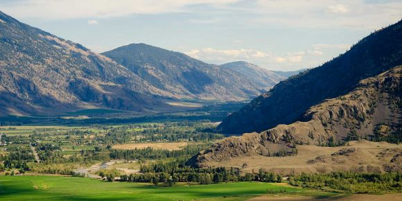Cawston - Organic Capital of Canada