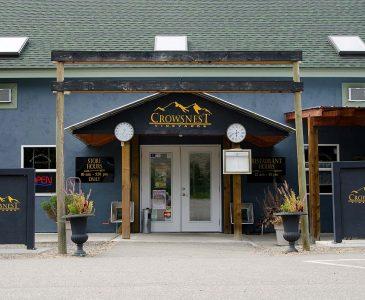 Cawston, BC - Crow's Nest Winery