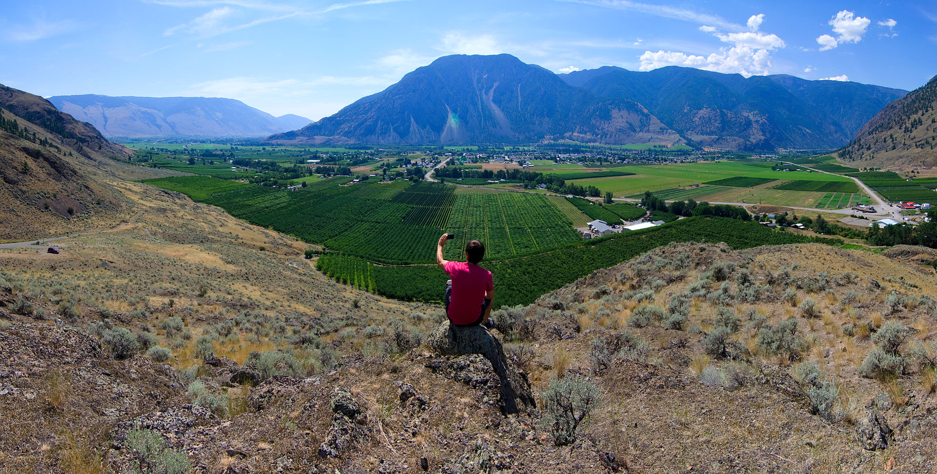 Our Communities. You'll be hard pressed to find another area this beautiful. Similkameen Valley