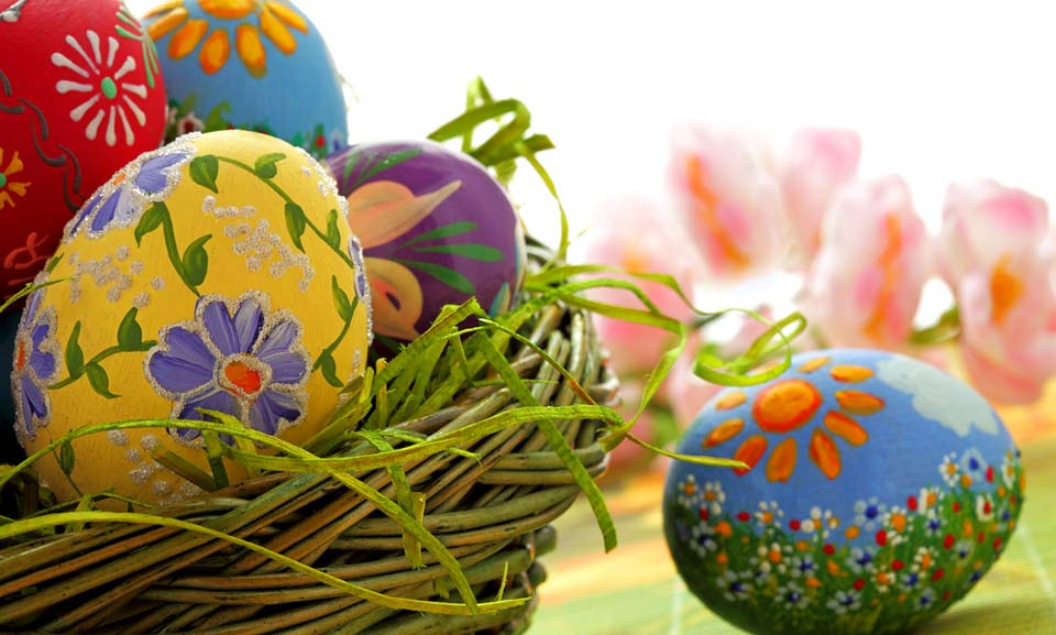 Easter Egg Hunt Activities at Manning Park Resort Similkameen Valley