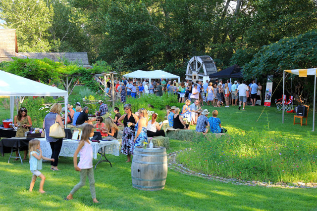 Grist Mill, Similkameen Events and Festivals