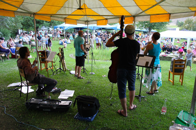 Live Music at one of the Events in the Similkameen