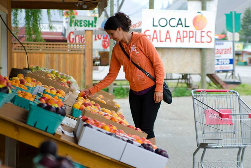 Fruit Stands and Orchards | Fruit Stand Capital | Similkameen