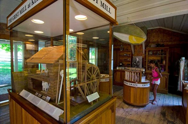 The Grist Mill Museum