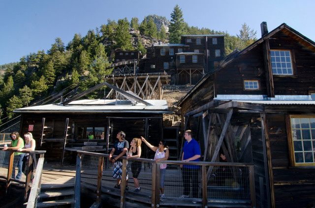 History & Heritage tours in the Similkameen, Hedley Mines