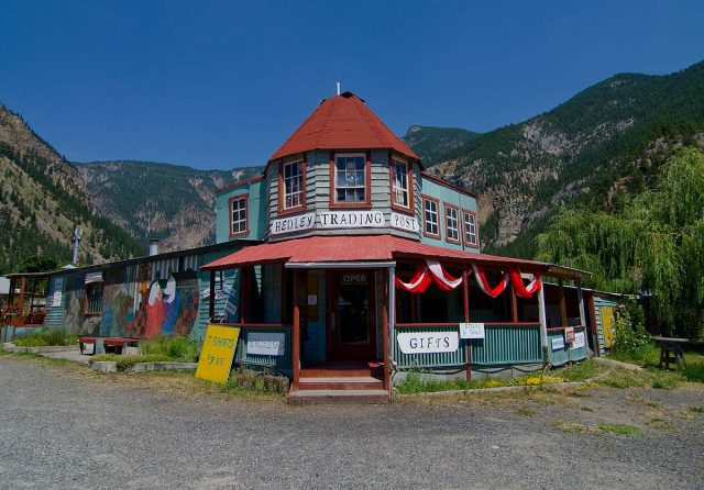 Hedley, BC - Hedley Trading Post