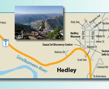 Hedley map
