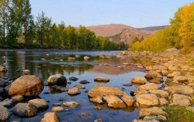 Similkameen River - Similkameen Valley