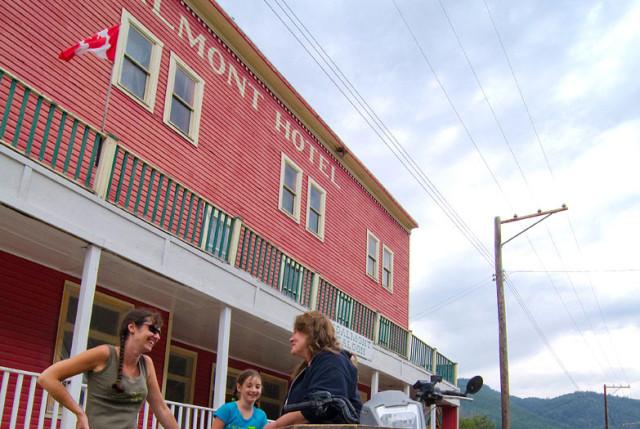 Coalmont Hotel, Motels & Hotel