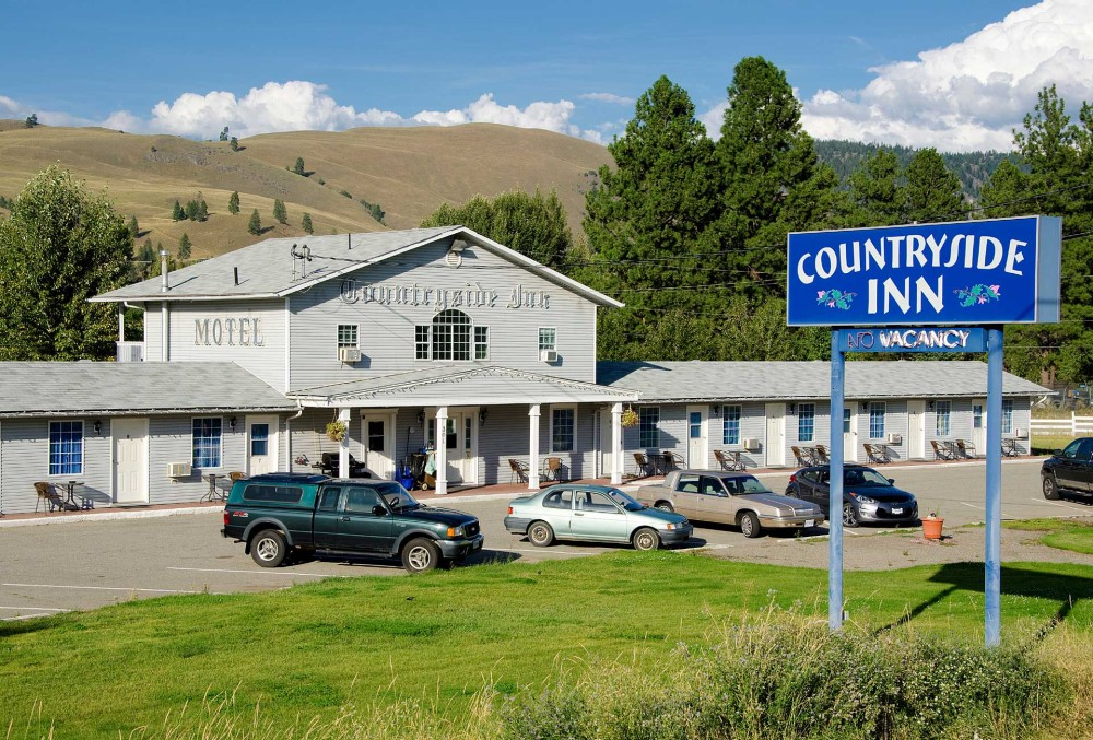 Motels & Inns in the Similkameen