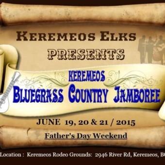 Keremeos Bluegrass Country Jamboree