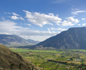 Keremeos, BC - valley view