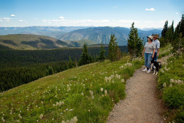 Manning Park on the edge of the Similkameen Valley