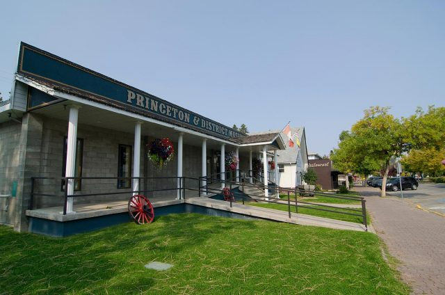 Princeton, BC - Princeton & District Museum
