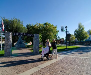 Princeton, BC memorial park
