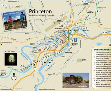 Princeton City Map