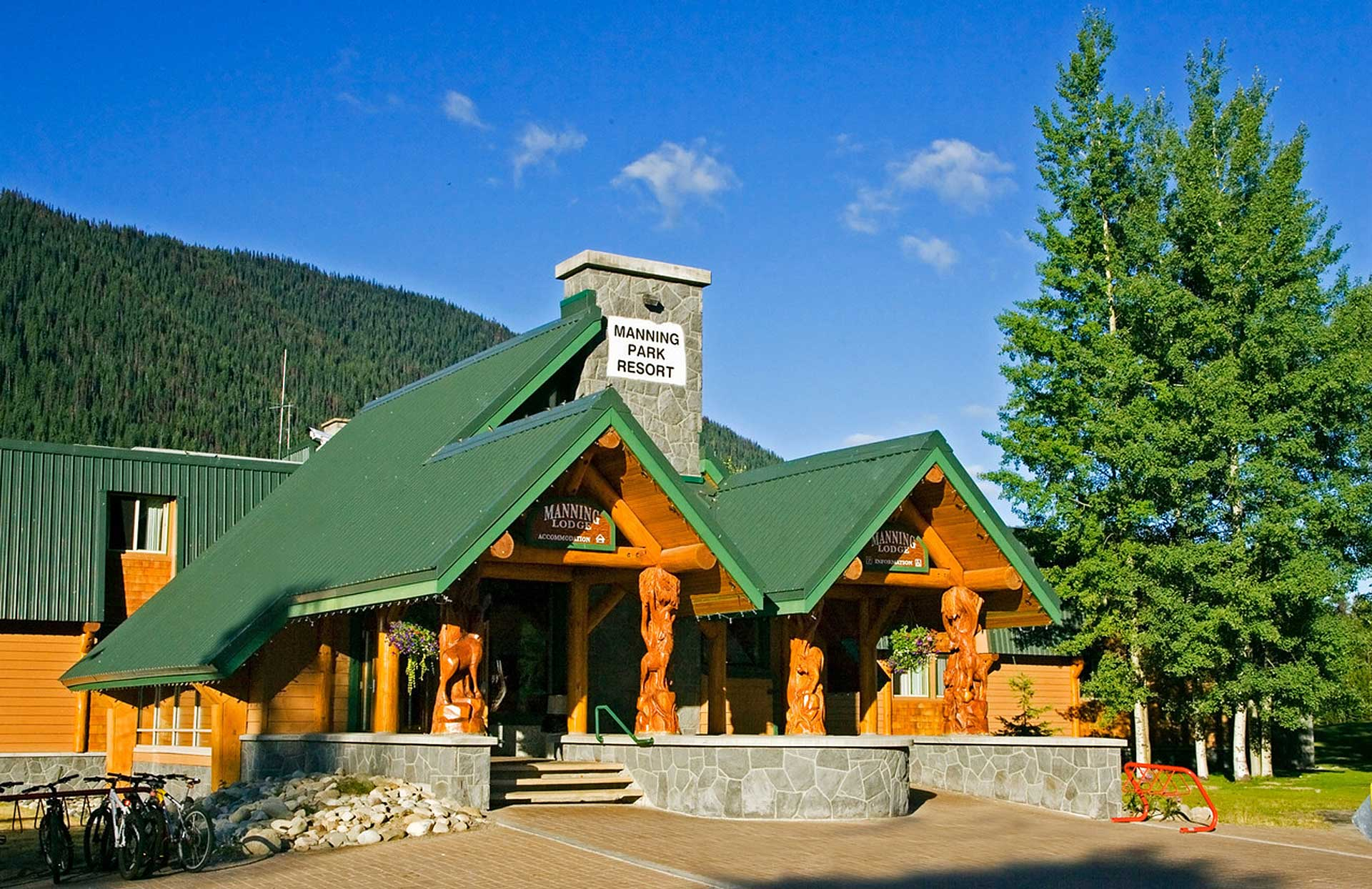Resorts & More in the Similkameen