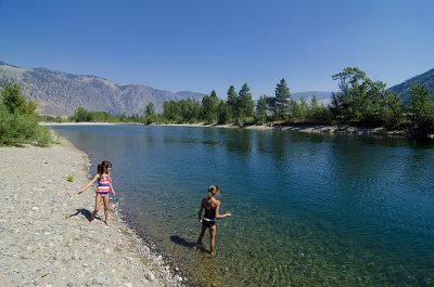 Swimming 140, Keremeos, Similkameen, summer, activities, Darren Robinson