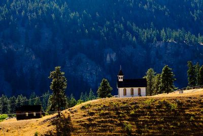 Road Trips to the Similkameen - church