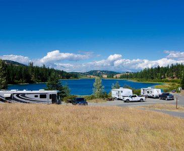 Camping, Cabins, RV