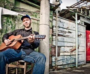 Scott Cook Live Music at the Grist Mill and Gardens