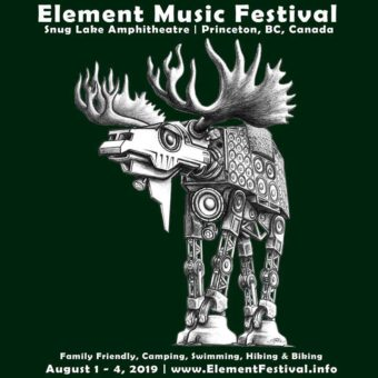 Element Music Festival at Snug Lake