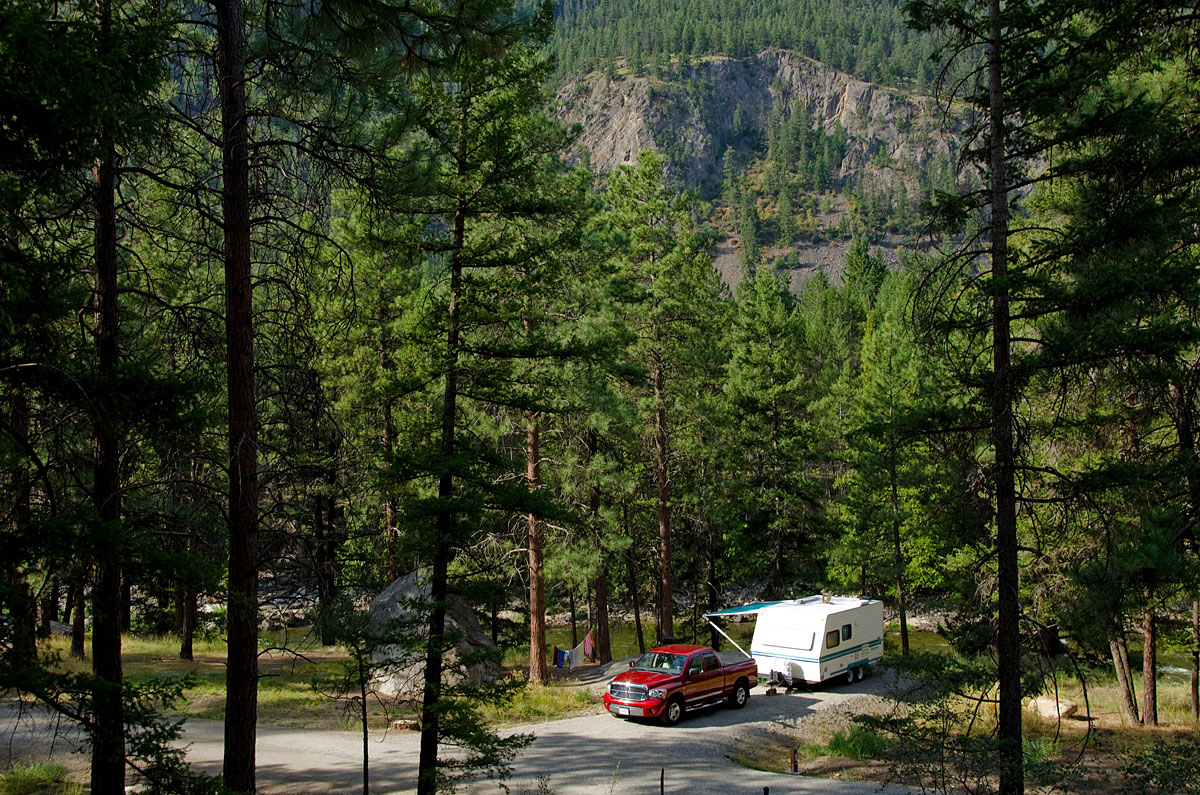 Camping Amp Rving Where To Stay Similkameen Valley