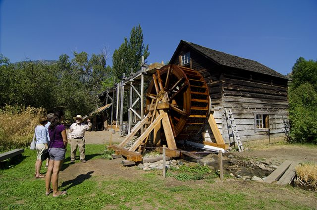 History and Heritage in the Similkameen, the Grist Mill