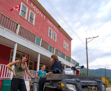 Coalmont Hotel, Similkameen Valley