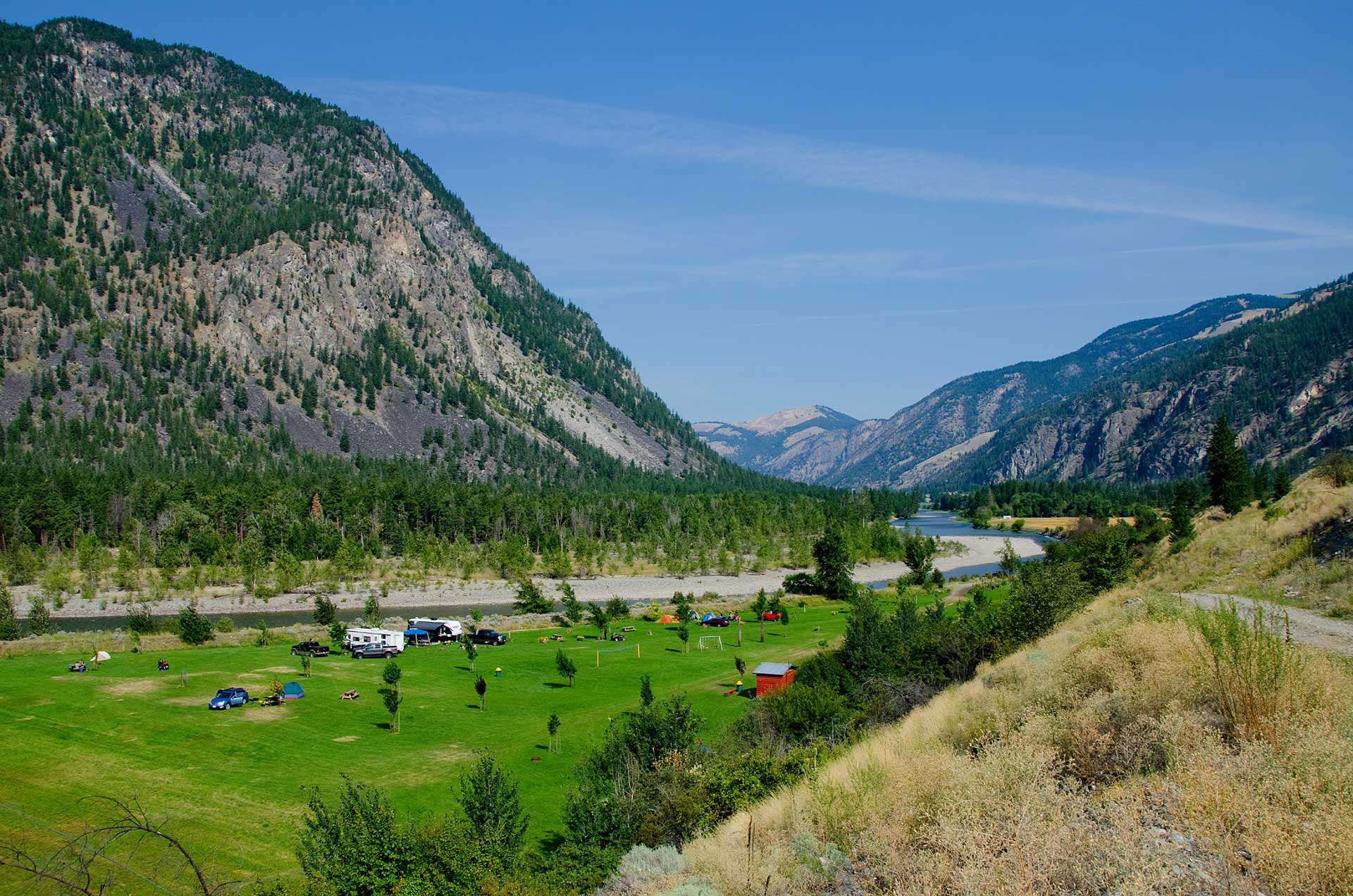 Similkameen Valley, British Columbia