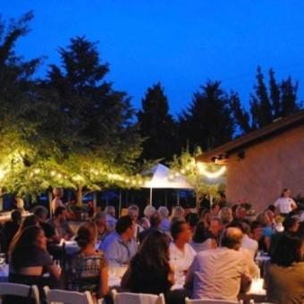 1.6 Mile Dinner at Orofino Winery